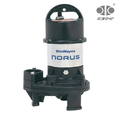Japanese ShinMaywa CR series Submersible Water Pump